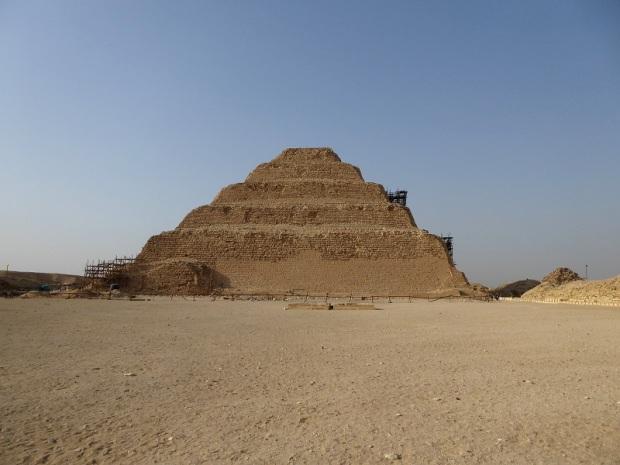 1001. Saqqara. Pirámide de Zoser