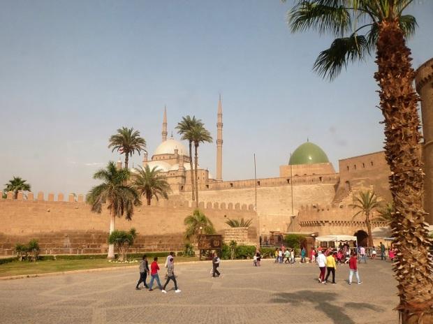 1022. El Cairo. La Ciudadela
