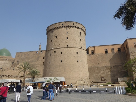 1023. El Cairo. La Ciudadela
