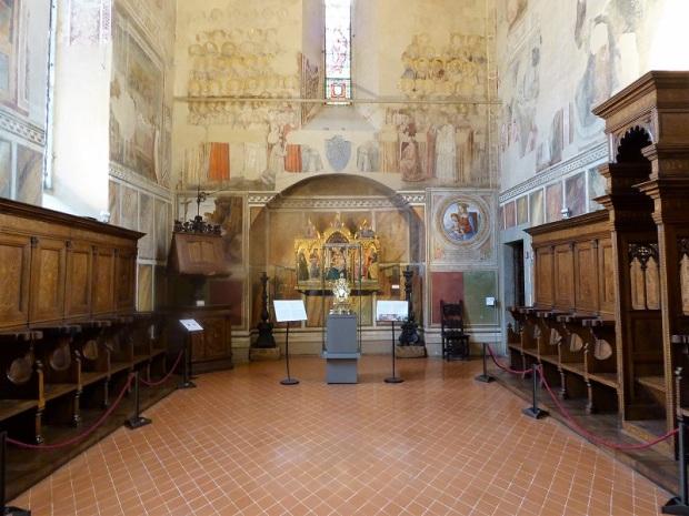 1039. Museo del Bargello. Capilla del Podestá