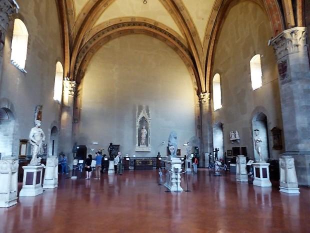 1055. Museo del Bargello
