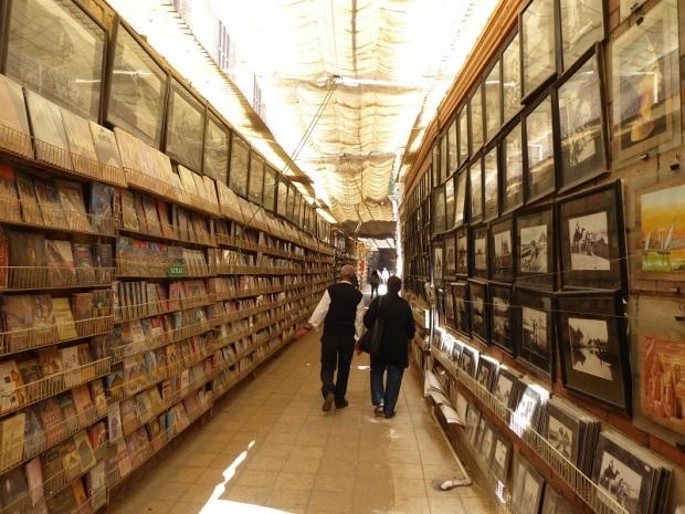 1057. El Cairo. Barrio copto