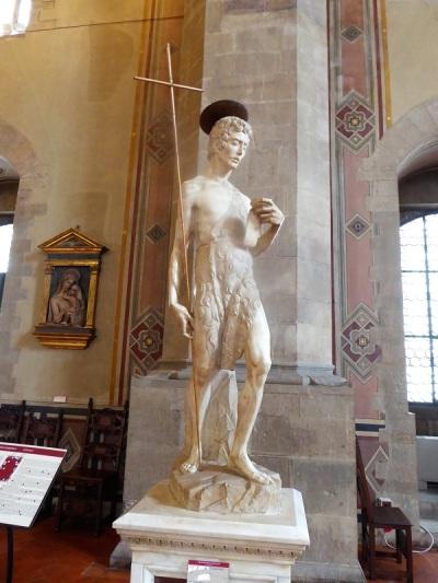 1057. Museo del Bargello. San Juan Bautista. _Francesco da Sangallo