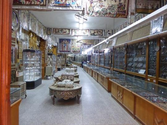 1058. El Cairo. Barrio copto