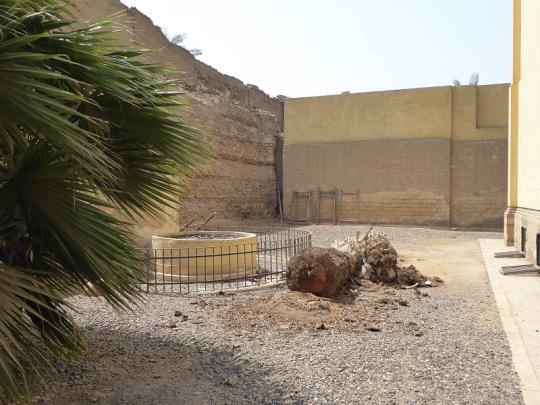 1063. El Cairo. Barrio copto
