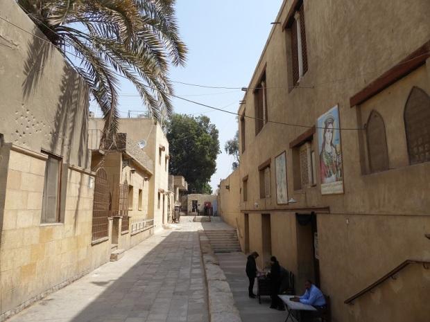 1065. El Cairo. Barrio copto