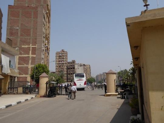 1076. El Cairo. Barrio copto