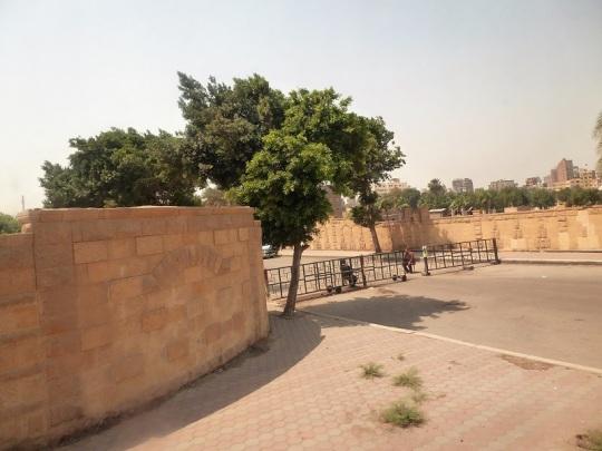 1078. El Cairo. Barrio copto