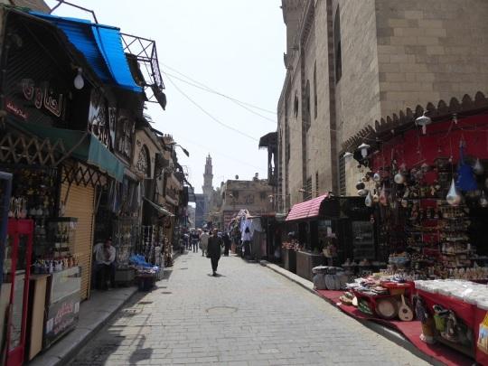 1095. El Cairo. Mercado del Viernes