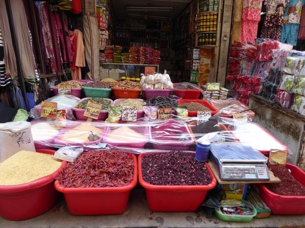 1097. El Cairo. Mercado del Viernes