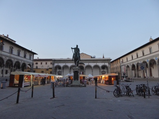 1102. Piazza Annunziata
