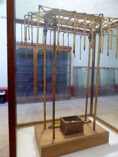 1141. Museo de Antigüedades. Tesoro de Tuthankamon