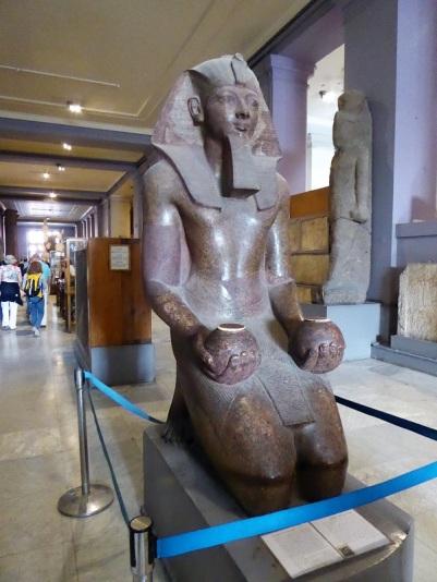 1144. Museo de Antigüedades. Hatshepsut