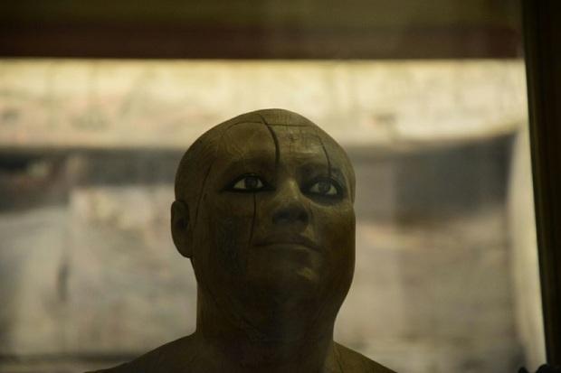 1170. Museo de Antigüedades. Cabeza de El Alcalde