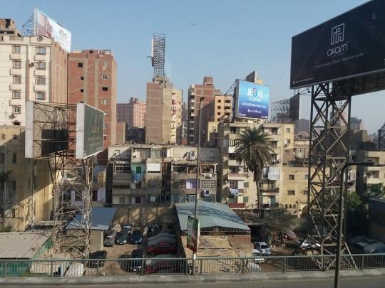 1207. Saliendo de El Cairo