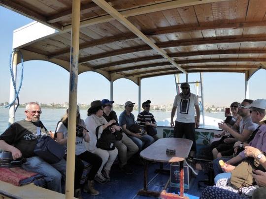 125. Cruzando el Nilo