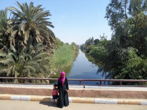 129. Luxor. Orilla oeste