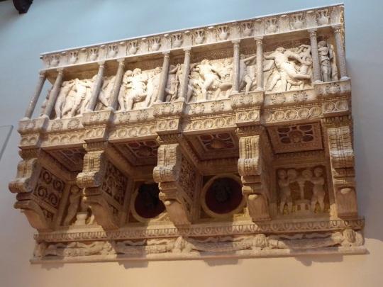 135. Museo della Opera del Duomo. Coro de Donatello. 1433-1439