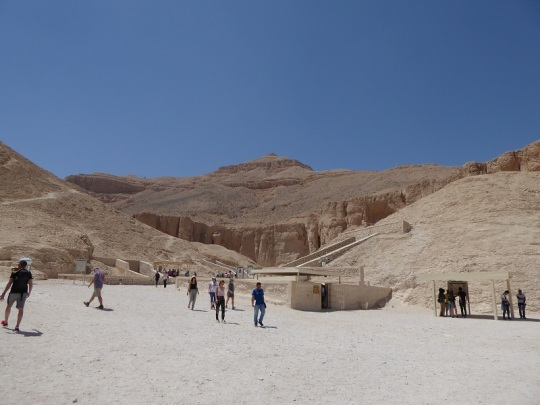 146. Valle de los Reyes