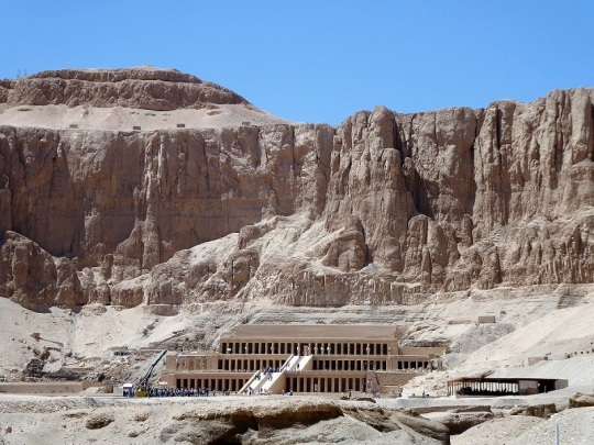 159. Templo de Hatshepsup