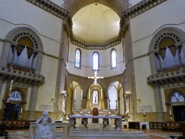 162. Duomo. Ábside central
