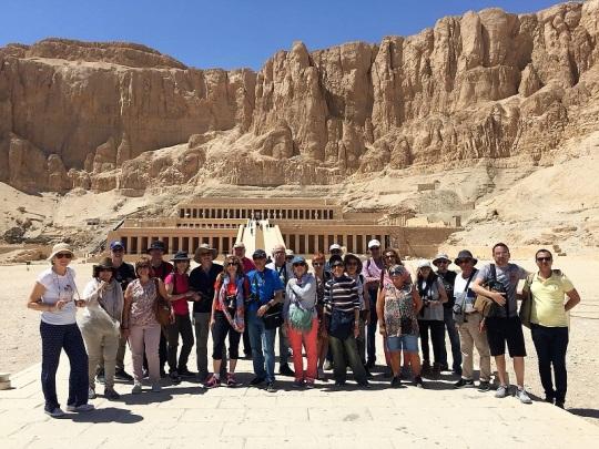 163. Templo de Hatshepsup
