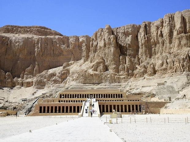 165. Templo de Hatshepsup