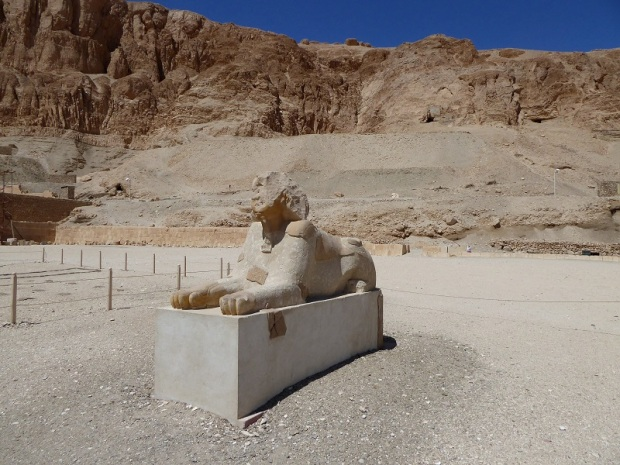 166. Templo de Hatshepsup
