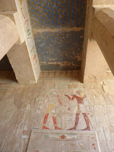 169. Templo de Hatshepsup. Capillas de Anubis