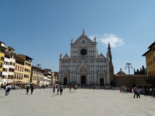 184. Piazza Santa Croce