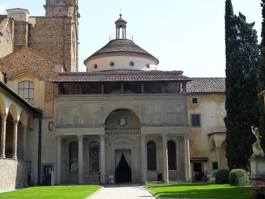 201. Santa Croce. Capilla Pazzi (2)