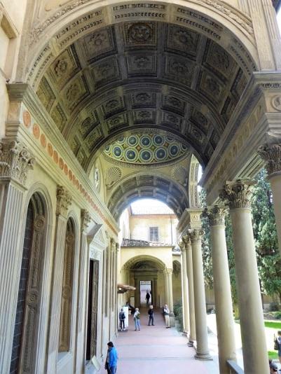 202. Santa Croce. Capilla Pazzi