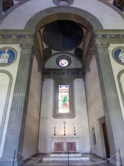 203. Santa Croce. Capilla Pazzi