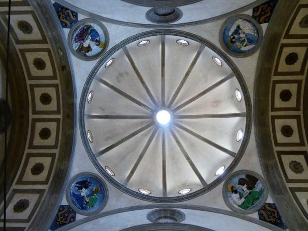 204. Santa Croce. Capilla Pazzi