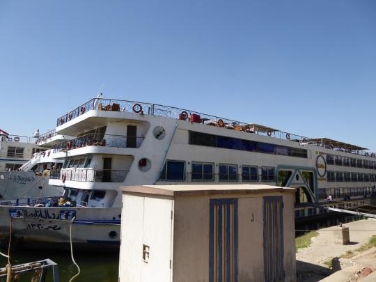 225. Nuestro barco.