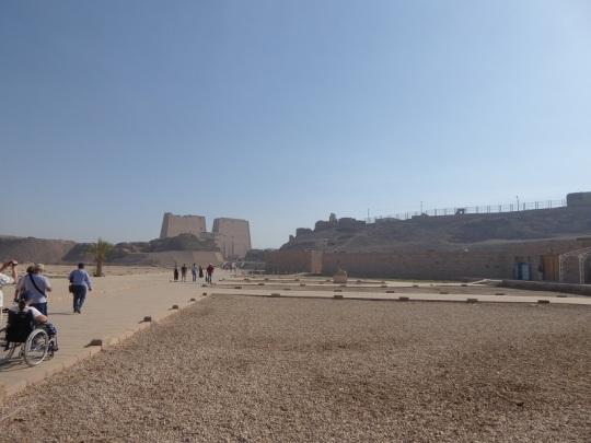 246. Edfu. Templo de Horus