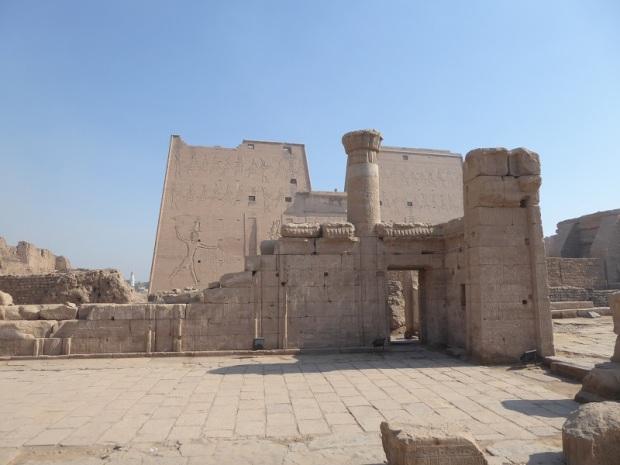 252. Edfu. Templo de Horus