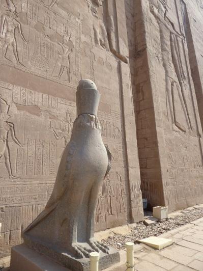 261. Edfu. Templo de Horus