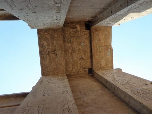262. Edfu. Templo de Horus