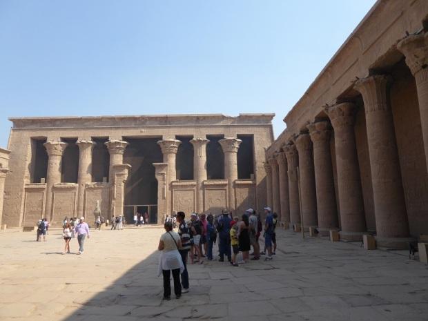 264. Edfu. Templo de Horus