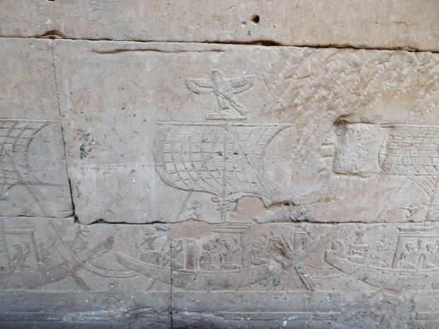 265. Edfu. Templo de Horus