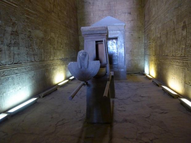 285. Edfu. Templo de Horus