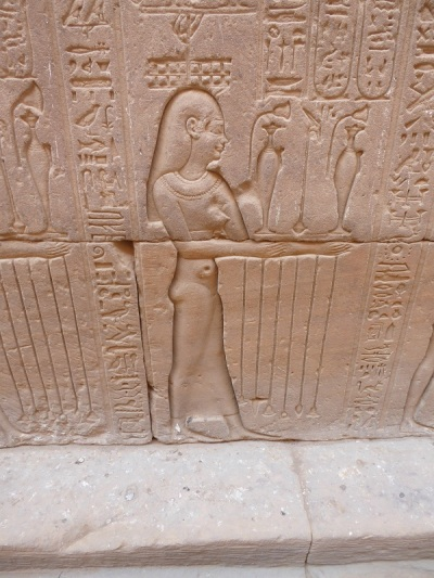 295. Edfu. Templo de Horus