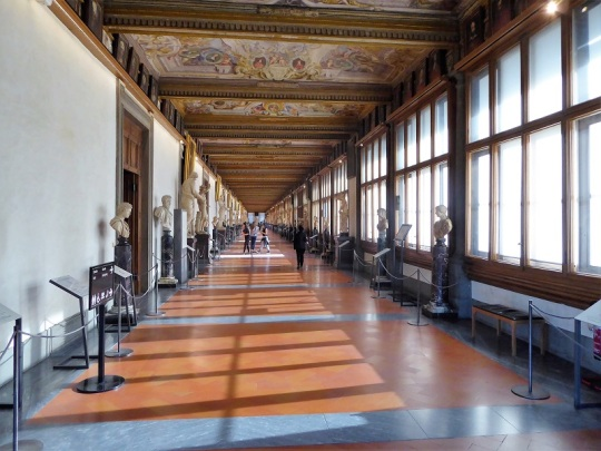 301. Los Uffizi