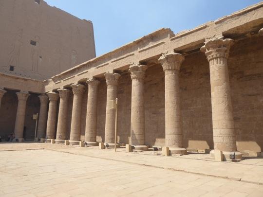 307. Edfu. Templo de Horus