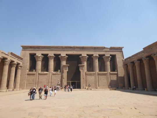 308. Edfu. Templo de Horus