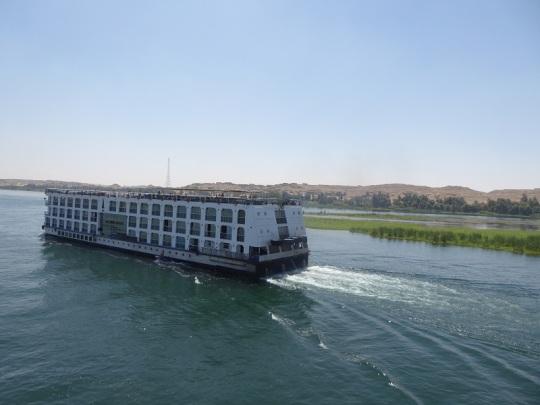 326. Navegando por el Nilo