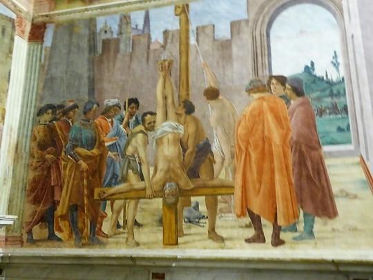 390. Sta, Mª del Carmine. Capilla Brancacci