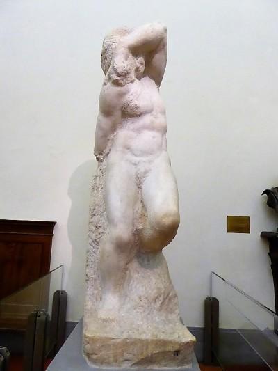 451. Accademia. Uno de los prisioneros de Miguel Ángel 2
