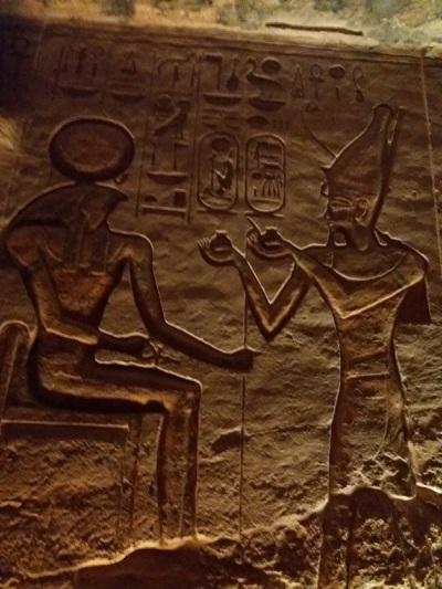 462. Abu Simbel. Templo de Nefertari
